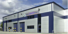 Synegy Devices Ltd - UK Offices & Technology Facility - High Wycombe